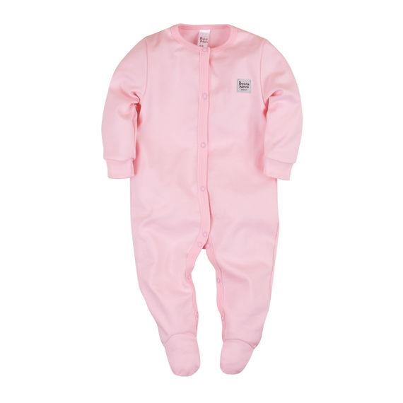 Базовый слип для девочки, розовый р.56, 62